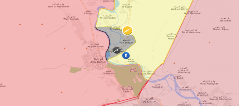 Syria, The Last Isis Militias At Deir Ezzor Under A Hard Pressing By SDF-Coalition