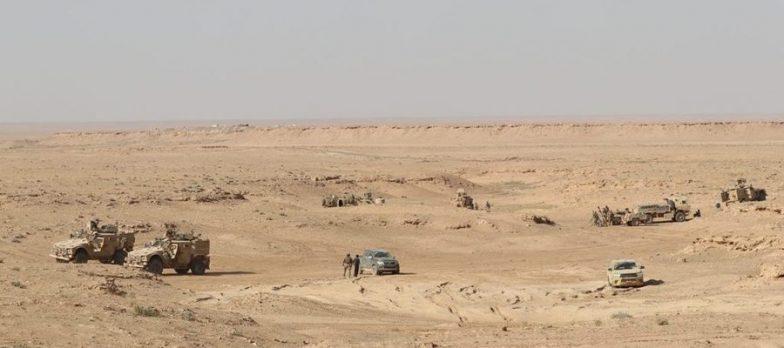 Siria, Isis Arretra Contro Le SDF In Tutta Deir Ezzor Sud. Baghuz Quasi Libera