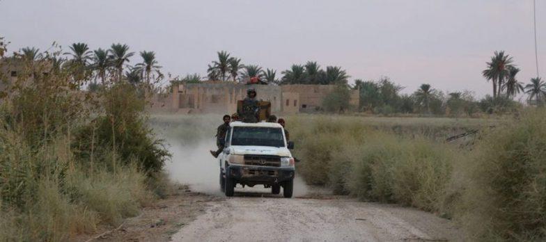 Siria, Le SDF Attaccano A Sorpresa Isis A Sha'Fah E Avanzano In Città