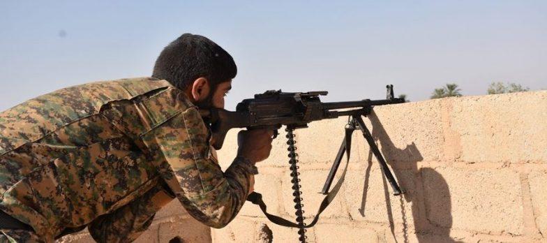 Syria, The SDF At Deir Ezzor Tighten The Circle Around Isis At Sousa