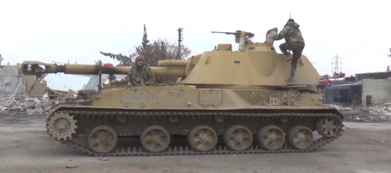 Syria, Maxi Offensives Of Damascus At Daraa And Idlib Begin