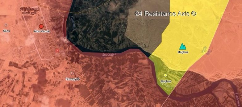 Syria, Daesh At Ezzor Loses Baghuz And Access To Iraq From The South