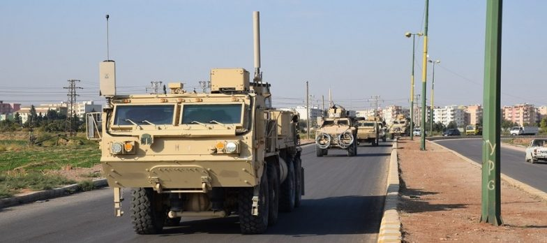 Syria, The U.S. Opens Two Bases In Qamishlo In An Anti-ISIS Key