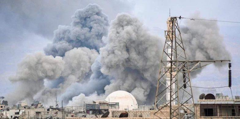 Siria, Damasco In Difficoltà Contro Daesh A Deir Ezzor E Ghouta