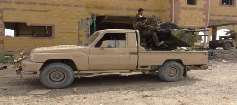 Siria, Le SDF A Deir Ezzor Attaccano Di Nuovo Isis Ad Hajin E Baghuz