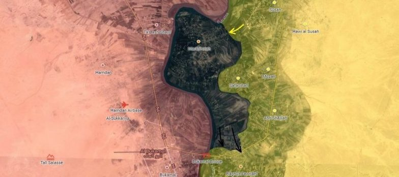 Syria, The Final Battle Of The SDF Against Isis To Deir Ezzor Began
