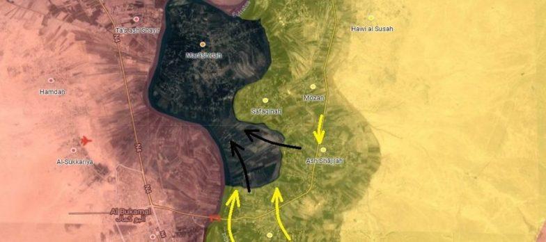Syria, The SDF Prepare The Final Subattle Against Isis To Deir Ezzor