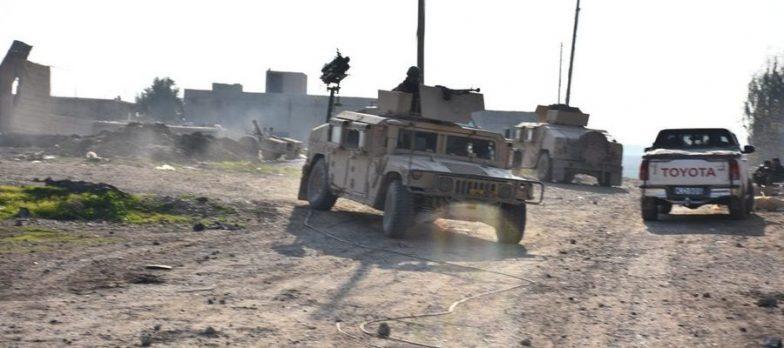 Siria: Si Stringe Il Cerchio Su Isis A Sha'Fah E Susah, Anche Grazie Ai Sand Hippos