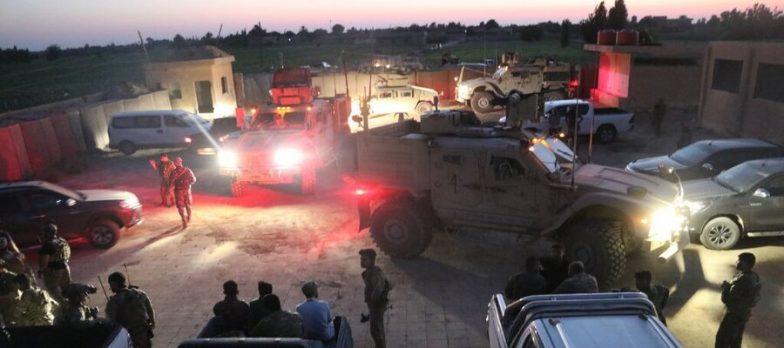 Siria, Le Forze Di Deterrence Of Terrorism Attaccano I Rifugi Isis A Dhiban