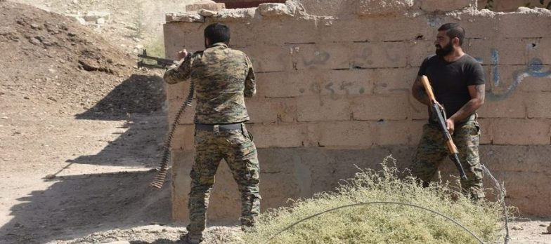 Siria, In Corso Maxi-offensiva SDF-Inherent Resolve Contro Isis A Deir Ezzor