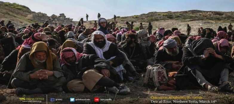 Syria, 1,300 Isis Militiamen And Their Families Surrender To The SDF In Baghouz