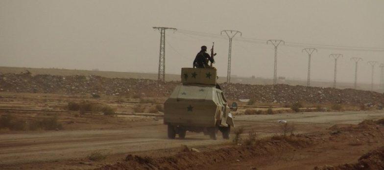 Syria, The SDF Still Advance Against Isis In Hajin. Also Hawamah Falls
