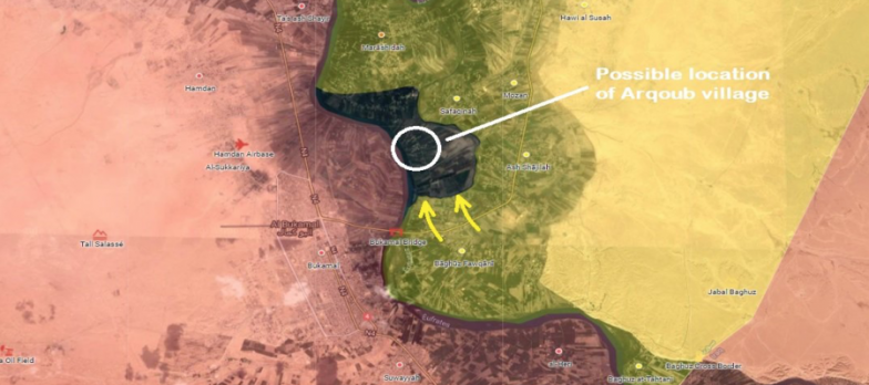 Syria, Isis Suffers Maximum Pressing From Coalition And SDF In Arqoub