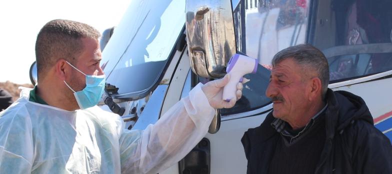 Siria: I Curdi Si Preparano Al Coronavirus, Che Danneggia Soprattutto Isis
