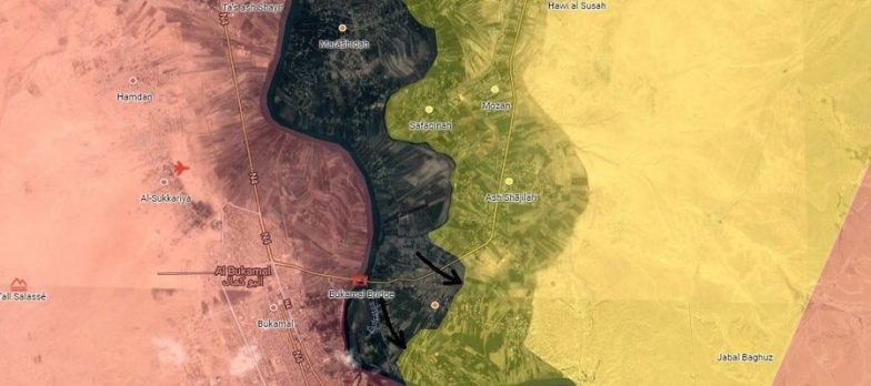Siria, Isis In Deir Ezzor Flees From The SDF Along The Euphrates And To Iraq