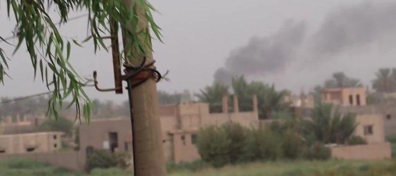 Siria, Le SDF Hanno Cacciato Isis Da Baghuz. La Città Di Deir Ezzor è Libera
