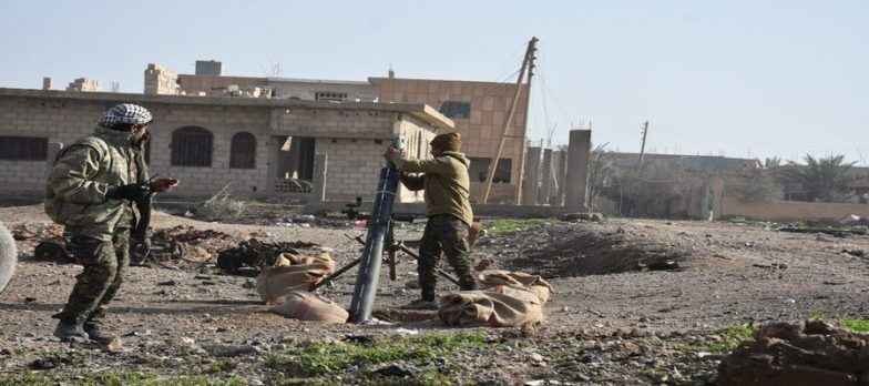 Siria, Le SDF A Deir Ezzor Arrivano A Combattere Isis A Sha'Fah
