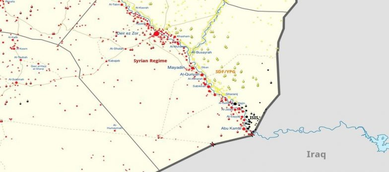 Siria Syria Isis Daesh Statoislamico Islamicstate Sdf Jazeerastorm Pmf Iraq Hajin Baghuz Euphrates Coalition Badia Abukamal Saa Syrianarmy