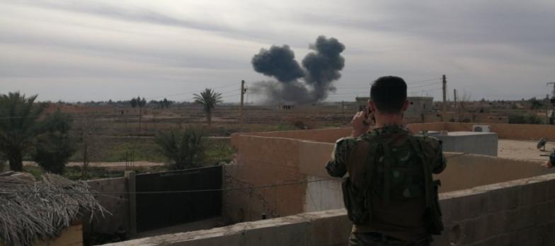 Siria, Isis Sta Perdendo L'ultima Battaglia Nella MERV Ancor Prima Di Combattere