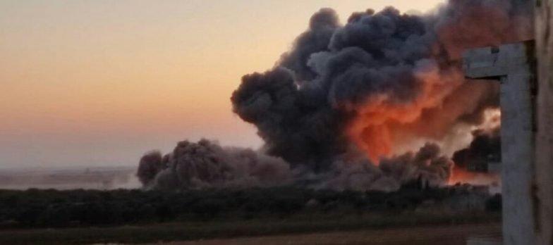 Siria, Offensiva A Sorpresa Del SAA Contro Le Milizie Tra Latakia E Idlib