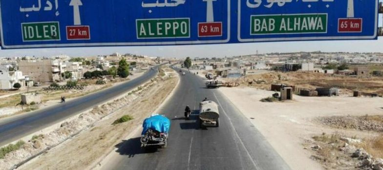 Syria, Turkey Tightens Security In Idlib After The Attack On The M4
