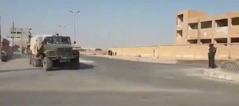 Siria, Damasco Invia Rinforzi Ad Ain Issa Contro Una Possibile Offensiva Turca