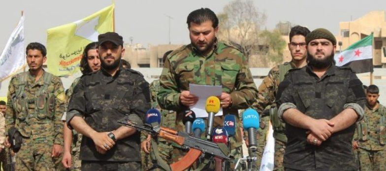 Siria, Le SDF Congelano L'offensiva Contro Lo Stato Islamico A Deir Ezzor Per Combattere La Turchia