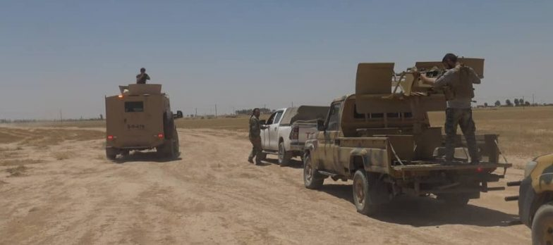 Syria, The SDF Capture An Isis Militant Internationally Wanted
