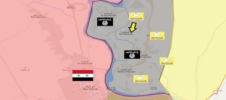 Siria, Isis A Deir Ezzor Controlla Solo 2 Villaggi: Le SDF Prendono Safafinah