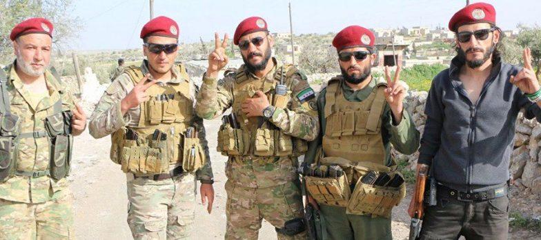 Siria, Le Forze Della Turchia Ad Afrin Sono A Un Passo Dal SAA