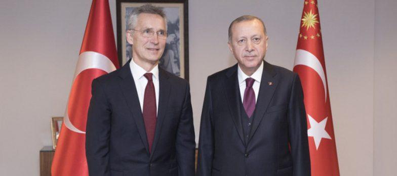 Siria, Erdogan Vuole Da UE E NATO Supporto Concreto Su Idlib E Migranti