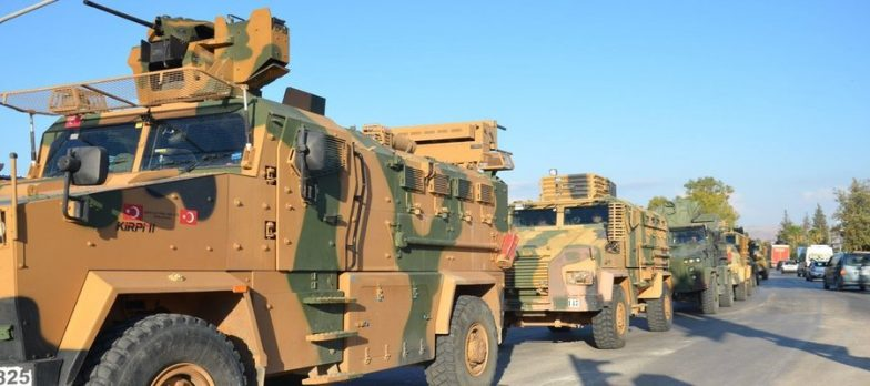 Syria, The First Russia-Turkey Joint Patrol Arrives In Latakia From Idlib