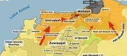 Siria Tabqa Raqqa Isis Isil Daesh Stato Islamico Sdf Russia Turchia