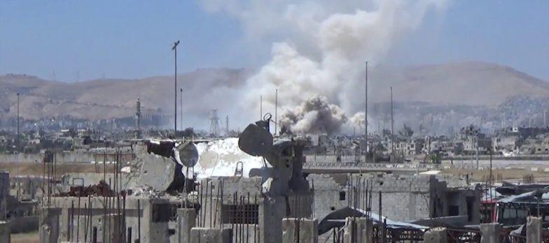 Iraq, Isis Subisce A Sorpresa Una Serie Di Attacchi Aerei Ad Hawija