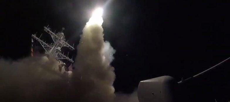 Siria, Perché Gli Usa Hanno Attaccato La Base Di Shayrat