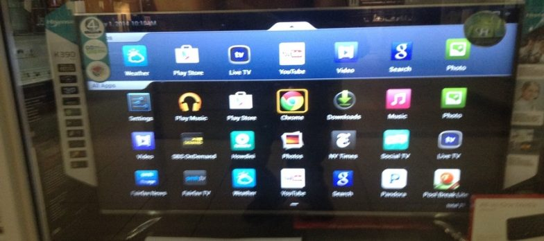 Christmas: Smart TV Are A Nice Gift, But Beware Of Cybercrime