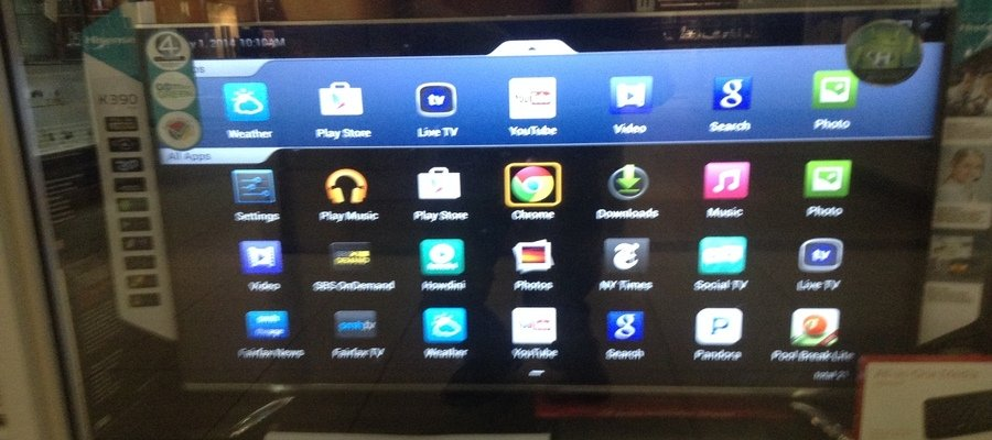 Natale le smart tv sono un bel regalo ma attenzione al for Regalo mobile tv