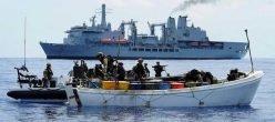 Somalia Nato Pirati Ocean Shield Navi