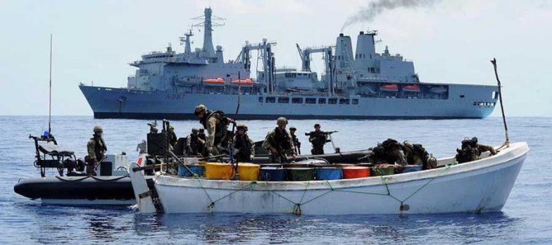 Africa, Si Conclude La Missione Anti-pirateria Della Nato In Somalia
