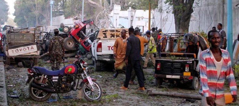 Somalia, Nuovo Attacco Di Al-Shabaab A Mogadiscio. Almeno 19 I Morti