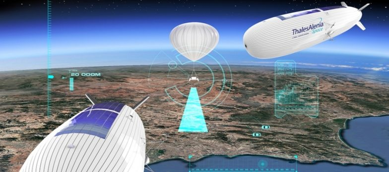 TLC, Hispasat And Thales Alenia Space To Demo Balloon Technology For 4G/5G