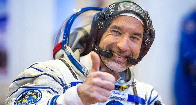 Luca Parmitano Torna Nello Spazio E Sarà Il Comandante Della ISS
