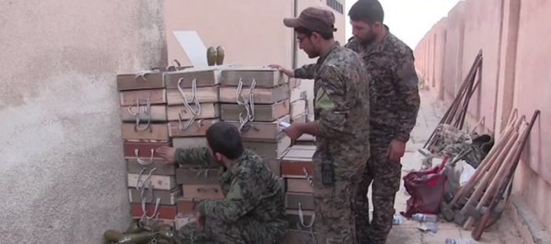 Siria, A Raqqa Le SDF Si Avvicinano A Isis Nella Città Vecchia