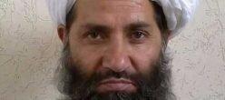 Talebani Afghanistan Haibatullah Akhunzada