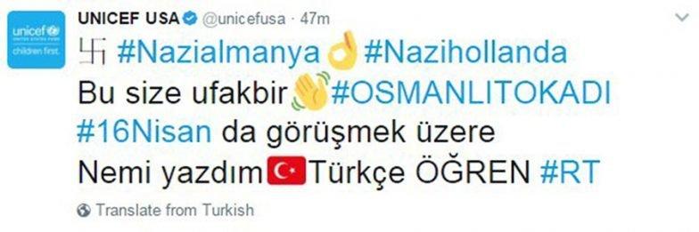 La Turchia Lancia Cyberwarfare Pro-Erdogan Su Twitter
