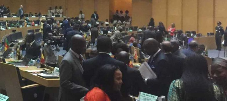 Ue Au Africa Summit Unioneeuropea Sicurezza Difesa Mogherini.giovani Pesc