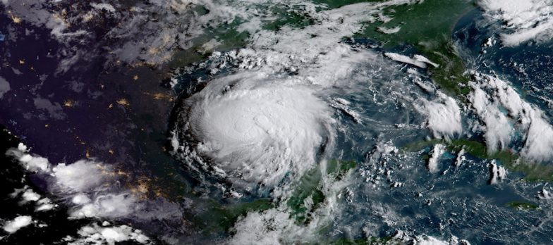 Usa, L'uragano Harvey Rischia Di Diventare Anche Una Tragedia Cyber