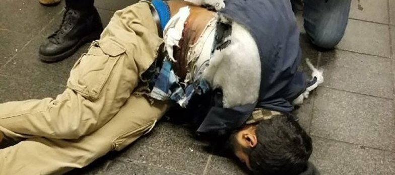 Usa, Fallito Attentato A New York. Una Pipe Bomb Esplode Prematuramente