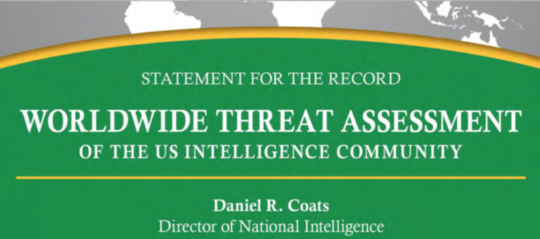 Russia E Cina Sono Ancora La Principale Minaccia Alla Sicurezza Nazionale USA