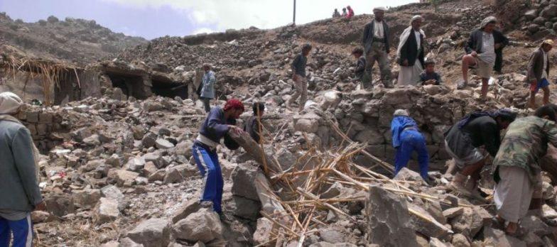 """""""Bombe Italiane Uccidono I Civili Nello Yemen"""" Conferma Che L'informazione è Pericolosa"""